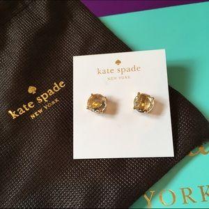 Kate Spade Gum Drop Earrings