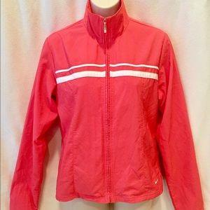 Beautiful and bright Nike jacket. Sz M. Mint!