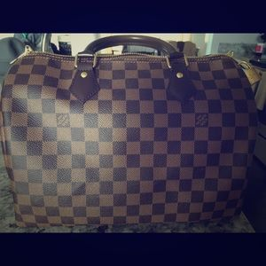 Louis Vuitton Handbags - Louis Vuitton Speedy Ban 30 🅿️🅿️$1100!!!