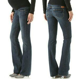 Women's Long Inseam Maternity Jeans on Poshmark
