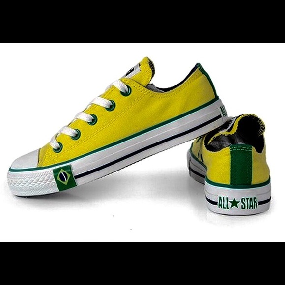 72ea6a9a74fe Converse Shoes - Converse All Star World Cup Brazil 2015 Sneakers