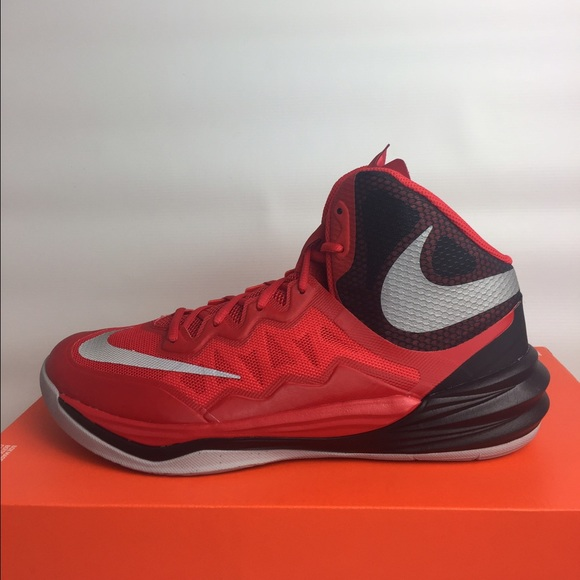 innovative design 19168 df756 NEW! Nike Prime Hype DF II Men's Basketball Shoes NWT