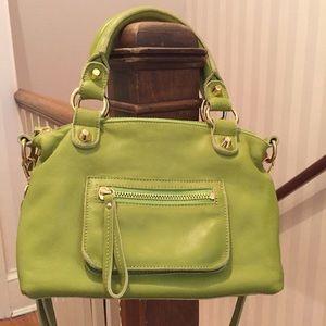 Linea Pelle Handbags - 💚 FINAL DROP 💚 Linea Pelle Dylan Mini Speedy