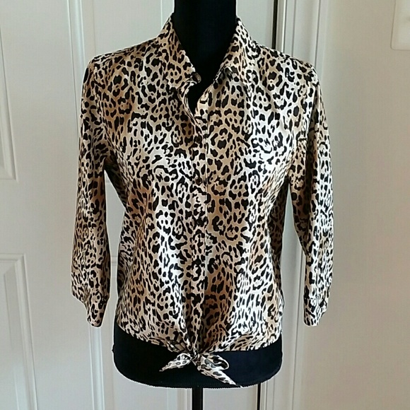 Chico 39 s chicos size small no iron button down shirt nwot for Chicos no iron shirts