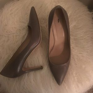 J.Crew Italian Leather Pumps