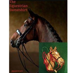 The Equestrian Sweatshirt