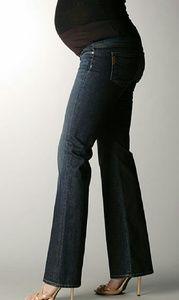 Paige Jeans Denim - Maternity Jeans Paige NEW Bootcut Designer 28 NWT