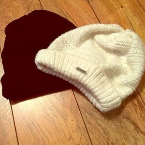 Hollister Accessories - PRICE LOWERED!! Beanies💕💕💕