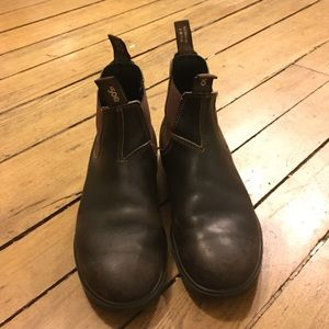 Blundstone Shoes - Blundstone #500 leather boots Australian size 8.5