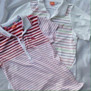 Puma Tops - Bundle of Puma golf shirts