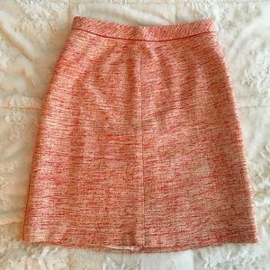 Anne Taylor Dresses & Skirts - Anne Taylor Peach Color Pencil Skirt