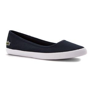 c2ae7aa16740a3 Lacoste Shoes - NWT 👟🌟NEW 🌟Lacoste Marthe Sport Flat in Navy