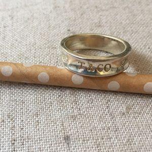 Tiffany & Co. Jewelry - Tiffany & Co. Silver Ring 💖