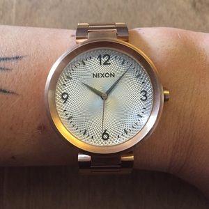 Nixon Accessories - Nixon Chameleon- Rose Gold