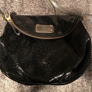 Authentic Marc by Marc Jacobs patent leather bag