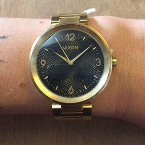 Nixon Accessories - Nixon Chameleon-Gold/Black