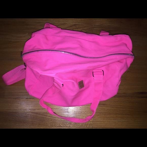 74 pink s secret handbags vs pink duffle