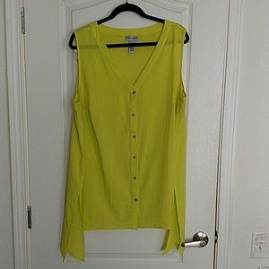 Catherines Tops - Sleeveless blouse