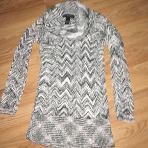 INC International Concepts Sweaters - Great top! Chic metallic sweater