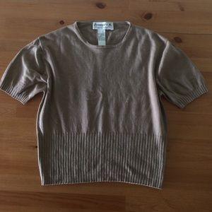 Joseph Tops - ▫️SILK + CASHMERE▫️ Vintage 90's Sweater Tee