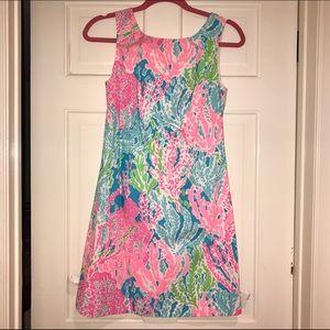 Lilly Pulitzer Let's Cha Cha Delia Shift Dress