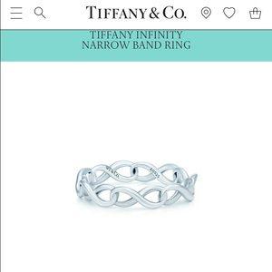 Tiffany & Co. Jewelry - Tiffany & Co. Narrow Band Ring