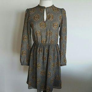Beautiful Zara printed bohemian dress