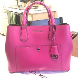 Michael Kors Greenwich Satchel