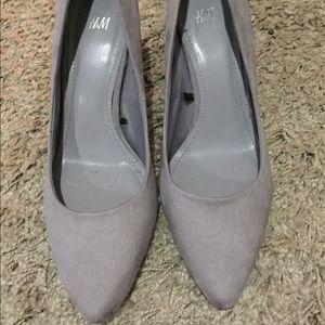 H&M pumps heels new