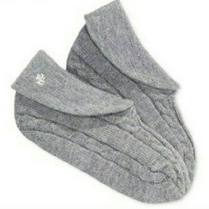 Ralph Lauren Accessories - Ralph Lauren Cable Knit Booties