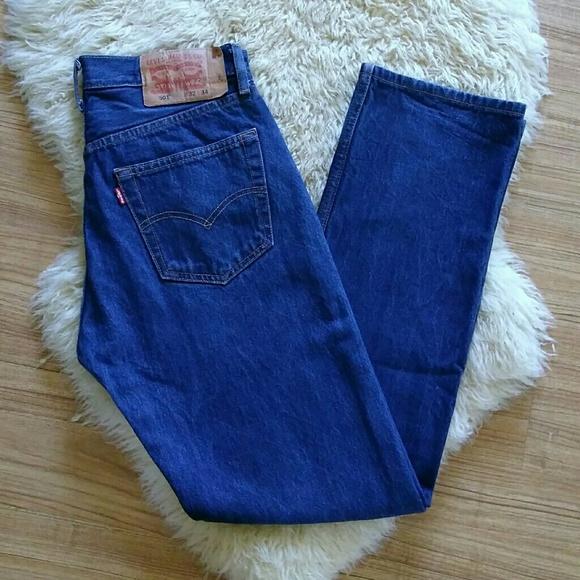 4d56bbb9147 Levi's Jeans | Vintage Levis 501 30 X 31 Size 6 | Poshmark