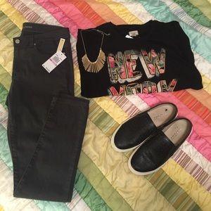 MICHAEL Michael Kors Denim - NWT Michael Kors Slate Gray Skinny Jean
