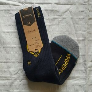 Stance Other - Stance Yellow Tiger Socks -Medium