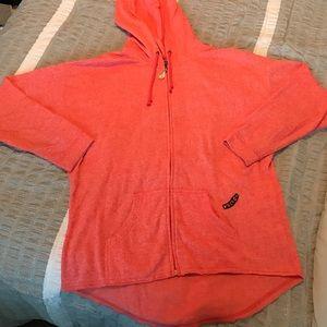 Tops - Hi-lo Volcom hoodie