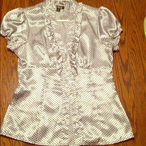 A. Byer Tops - BOGO FREE Sale 💸A. Byer vintage sheen blouse