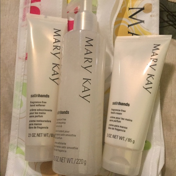 Mary Kay Other - Fragrance free Satin Hands