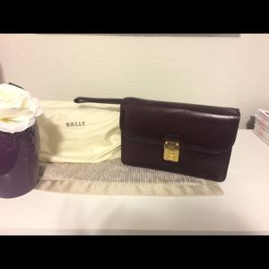 Bally Other - Bally Leather Travel Purse Unisex