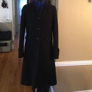 J crew Double Cloth Stadium Coat