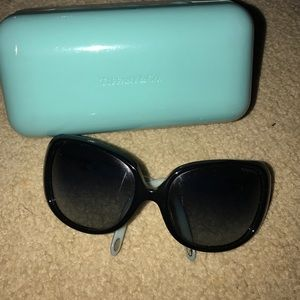 Tiffany & Co. Accessories - Tiffany and Comany sunglasses