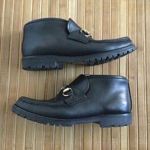 Gucci Shoes - Vintage Gucci Horsebit Booties