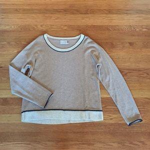 Michael Stars Sweaters - Michael Stars tan boxy sweater