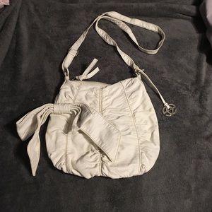 Ecko Unlimited Handbags - Marc Ecko Red crossover purse