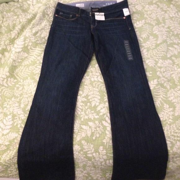 GAP Denim - ⬇️NWT Gap boot cut jeans