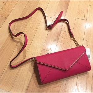 Rebecca Minkoff Handbags - NWT Rebecca Minkoff Cleo Crossbody Wallet