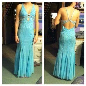 Dresses & Skirts - Sequin Prom dress