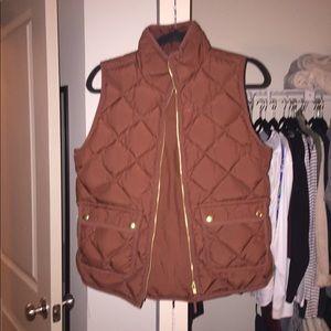 Jcrew vest!