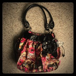 Call It Spring Handbags - Floral Handbag