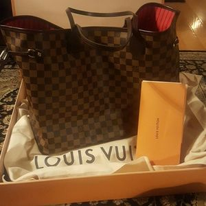 Louis Vuitton Handbags - Brand new Louis Vuitton Neverfull Damier