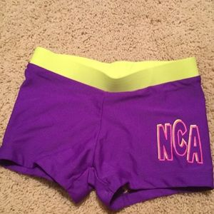 Other - Nca cheer booty shorts