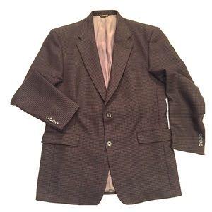 Austin Reed Other - Brown Tweed Professor Jacket